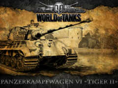 tanks, world, tiger