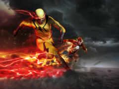flash, allen大师高手, barry