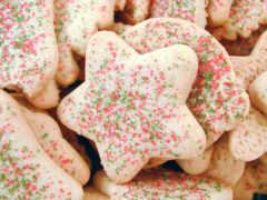 cookies, звёздочки, сладкое