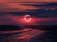eclipse, арта, drawing