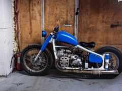 мотоцикл, chopper, боб