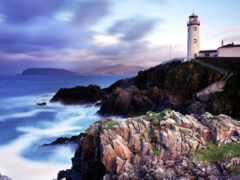 wallpaper, lighthouse