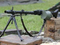 пулеметы, армия, немецкой