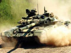 танк Т-90, оружие, рф
