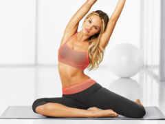йога, женщина, изучение