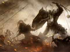 diablo, крестоносец, рыцари