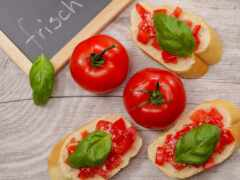 tomato, хлеб, кулинарный