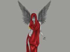 angel, ангела, девушка