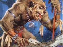 werewolf, шаман, метки