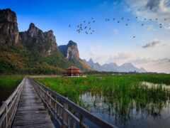 sempat, гора, таиланд