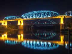 мост, nashville, shelby