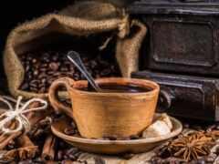 coffee, cinnamon, cup