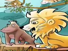 animal, toy, рисунок