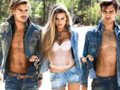 джинсовые, куртки, мужчин