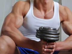 arm, мышцы, muscle