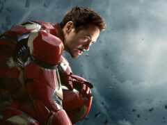 stark, iron, мужчина