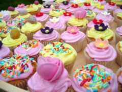 пирожные, торт