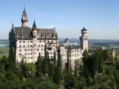 нойшванштайн, castle, нойшванштайн Фон № 154971 разрешение 1920x1200