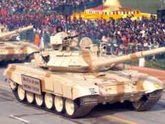 танк, indii, военный