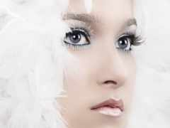 макияж, winter, невесты