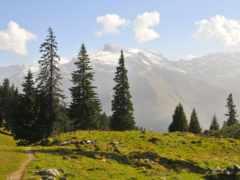 энгельберг, obwalden, швейцария