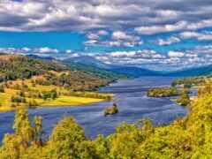 scotia, шотландия, landscape