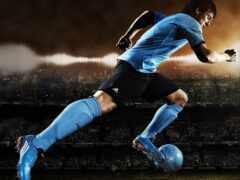 футбол, footballer, лионель