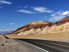 долина, пустыня, landscape