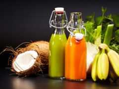 juice, растительный, фото