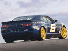 chevrolet, concept, racecar