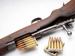 винтовка, патроны Фон № 21738 разрешение 1920x1200