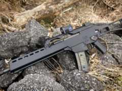 винтовка, автомат, штурмовая