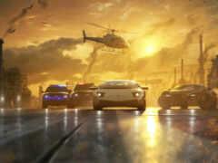police, pursuit, want