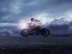 скорость, мотоцикл, мото