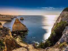 ocean, algarve, португалия