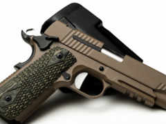sig sauer 1911, пистолет