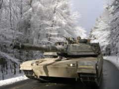 абрамс, танк, сша