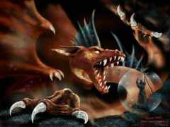 дракон, dragonbg, cover