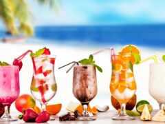 glass, напиток, коктейль