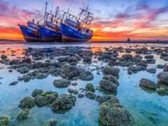 корабли, кораблей, заброшенные