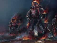 warhammer, legion, чертов