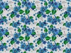 цветы, текстура, графика