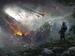 titanfall, art, sci