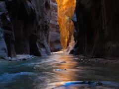 камень, река, каньон
