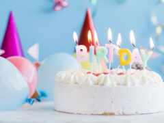 торт, birth, день