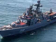 флот, корабль, военный