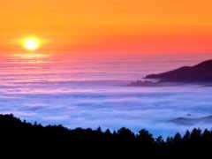 восход, закат, amazing