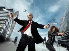 hitman, агент, movie