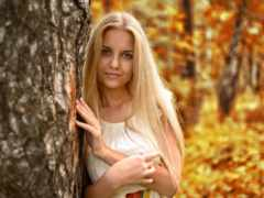 песни, девушка, blonde