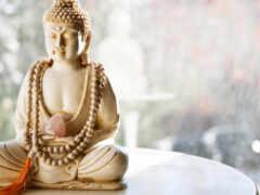 buddha, статуэтка, chetok